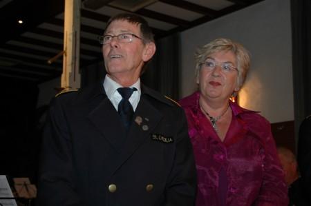Henk Janssen - 40 jaar lid