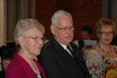 Jo van Deelen - 60 jaar lid