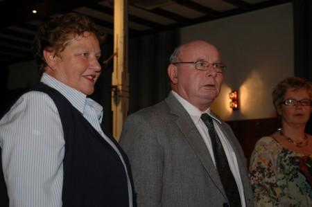 Piet Zweers - 60 jaar lid
