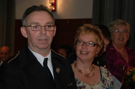 Rob van de Sant - 40 jaar lid
