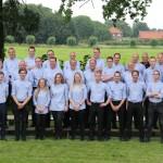 Groepsfoto Slagwerkgroep