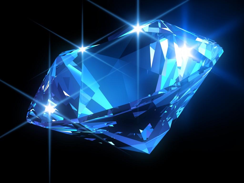 strahlender diamant